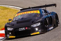 #9 Audi R8 LMS: Marc Cini