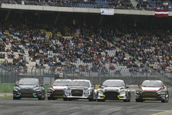 Гай Уилкс, Loco World RX Team, VW Polo, Маттиас Экстрём, EKS, Audi S1 EKS RX Quattro, Тимур Тимерзянов, STARD, Ford Fiesta, Кевин Эрикссон, MJP Racing Team Austria, Ford Fiesta ST