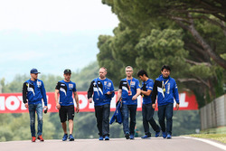 Florian Marino, Pata Yamaha, Alex Lowes, Pata Yamaha