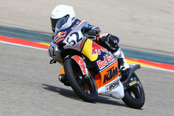 Red Bull Rookies Cup: Aragon test
