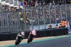 Andrea Dovizioso, Ducati Team, Cal Crutchlow, Team LCR Honda
