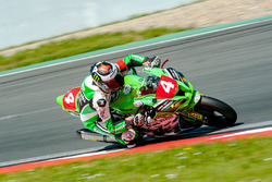 #4 Tati Team Beaujolais Racing, Kawasaki ZX 10R: Julien Enjolras, Dylan Buisson, Hugo Clere