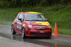 Sébastien Schmid, Abarth 500, Racing Club Jurassien
