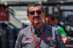 Guenther Steiner, director de Haas F1 Team