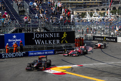 Johnny Cecotto, Rapax, Charles Leclerc, PREMA Powerteam, Jordan King, MP Motorsport