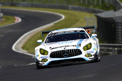 №1 Black Falcon, Mercedes-AMG GT3: Маро Энгель, Адам Христодулу, Йелмен Бурман, Мануэль Мецгер, Тобиас Нойзер