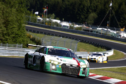 #28 Audi Sport Team Land-Motorsport, Audi R8 LMS: Крістофер Міс, Коннор де Філліпі, Крістофер Гаазе, П'єрр Каффер