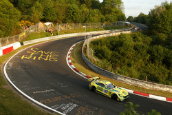 №48 Mann-Filter Team HTP Motorsport, Mercedes-AMG GT3: Кеннет Хайер, Бернд Шнайдер, Инди Донтье, Патрик Ассенхаймер
