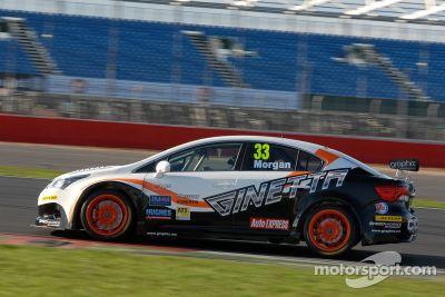 Maart Silverstone test