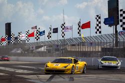 #23 Ferrari of Central Florida 458TP: Onofrio Triarsi