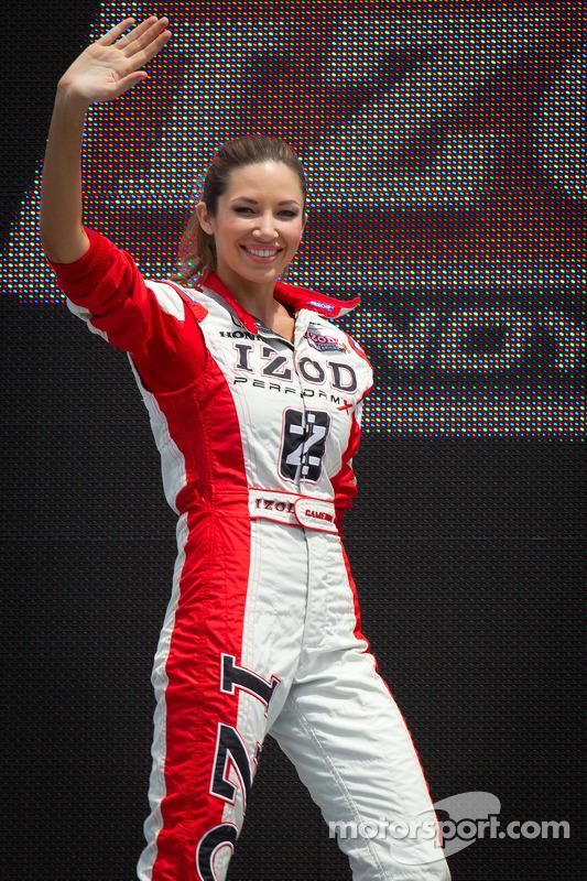 Miss IZOD IndyCar