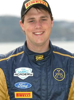 Frederik Ahlin, Ford Fiesta R2