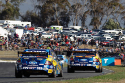 Will Davison and Mark Winterbottom
