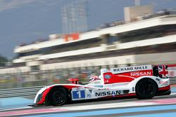 #1 Greaves Motorsport Zytek Z11SN - Nissan: Alex Brundle, Lucas Ordonez, Tom Kimber-Smith