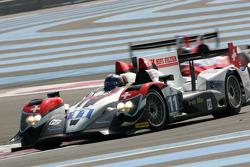 #11 Race Performance Oreca 03 - Judd: Jonathan Hirschi, Ralph Meichtry, Michel Frey