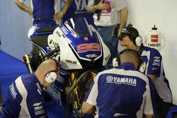 Bike of Jorge Lorenzo, Yamaha Factory Racing