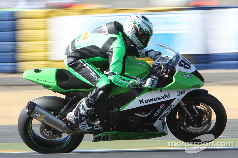 86-Julien Da Costa-Kawasaki ZX 10R-Team S.R.C. Kawasaki