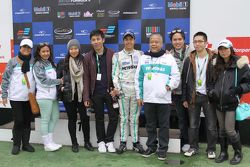 Jazeman Jaafar and family