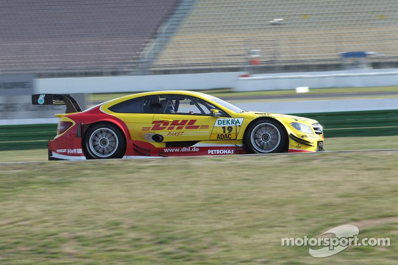 Robert Wickens, AMG Mercedes C-Coupé, Mücke Motorsport