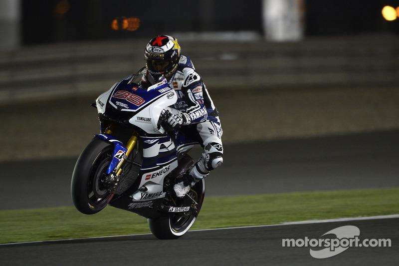 2012: Jorge Lorenzo, Yamaha YZR-M1