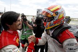 Race winners Stéphane Ortelli and Laurens Vanthoor