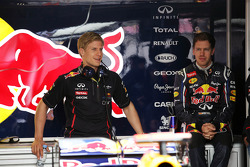 Heikki Huovinen, Personal Trainer of Sebastian Vettel, Red Bull Racing