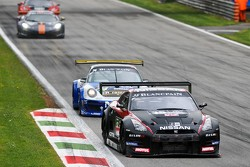 #35 GT Academy Team RJN Nissan GT-R NISMO GT3:  Chris Ward, Jann Mardenborough, Alex Buncombe