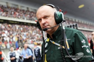 Mike Gascoyne, Former Caterham Group Chief Technical Officer