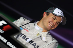 Press conference: race winner Nico Rosberg, Mercedes AMG F1