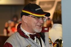 Marc Van Der Straten - Propriétaire de l'équipe Marc VDS Racing