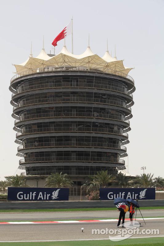 Circuit gebouw