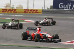 Тимо Глок. ГП Бахрейна, Воскресная гонка.