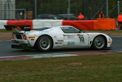 #10 Sunred Ford GT: Milos Pavlovic, Matteo Cressoni