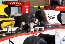 Race winner Tom Dillmann