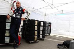 Tom Coronel, BMW 320 TC, ROAL Motorsport and Aldo Preo