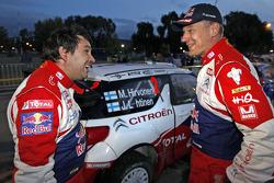 Daniel Elena and Jarmo Lehtinen, Citroën Total World Rally Team