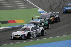 Martin Tomczyk, BMW Team RMG BMW M3 DTM, Augusto Farfus, BMW Team RBM BMW M3 DTM, Miguel Molina, Audi Sport Team Phoenix Racing Audi A5 DTM