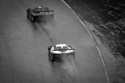 #99 GAINSCO/Bob Stallings Racing Chevrolet Corvette DP: Jon Fogarty, Alex Gurney, #5 Action Express Racing Chevrolet Corvette DP: David Donohue, Darren Law