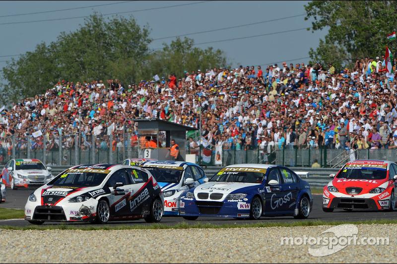 Tiago Monteiro, SEAT Leon WTCC, Tuenti Racing Team l