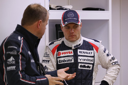 Valtteri Bottas, Williams F1 Team