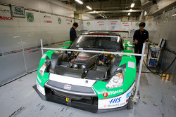 #24 Kondo Racing Nissan GT-R