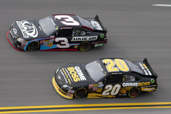 Ryan Truex and Austin Dillon