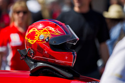 Marc Muzzo's Helmet