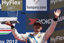 3de plaats Alain Menu, Chevrolet Cruze 1.6T, Chevrolet