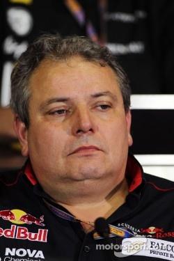 Gianni Ascanelli, Scuderia Toro Rosso Technical Director