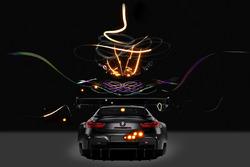 Präsentation: BMW-Art-Car von Cao Fei