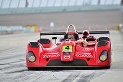 #4 FP2 Elan Mazda Prototype, Alain Nadal, ANSA Motorsports