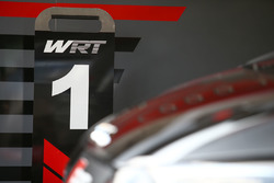 #1 Belgian Audi Club Team WRT, Audi R8 LMS detail