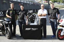 Triumph wird ab 2019 Motorenlieferant der Moto2