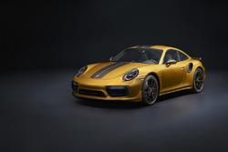 Porsche 911 Turbo S Exclusive Series presentatie